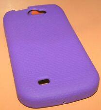 Tech21 Gel Skin case Samsung Galaxy Exhibit 4G and Exhibit II 4G, Matte Purple