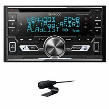 KENWOOD DPX-5100BT 2 DIN CD Autoradio USB AUX Spotify Bluetooth Vorführgerät