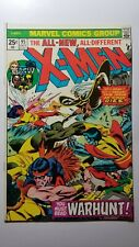 X-Men #95 (1975) VF Death of Thunderbird