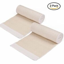 6'' Cotton Elastic Bandage Compression Wrap Hook-and-Loop Closure on Both Ends