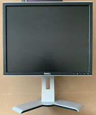 """Dell 19"""" Flat Panel LCD PC Monitor 1907FPt Plus Cables"""