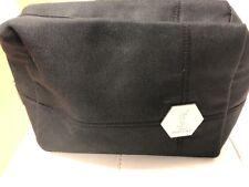 Yves Saint Laurent YSL Parfums Cosmetic Bag Pouch Black