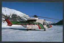 C1980's Helog Super Puma Helicopter