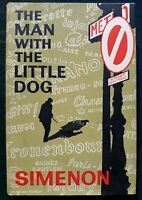 "Georges Simenon ""The Man With the Little Dog"" - Hamish Hamilton 1965, 1ªedizione"
