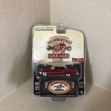 Greenlight 1955 Cadillac Fleetwood Series 60 The Busted Knuckle Garage X10