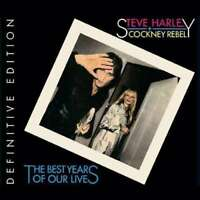 Steve Harley & Cockney Rebel - The Best Years Of Our Lives [ D Neuf CD