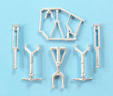 C-54 / DC-4 Skymaster Landing Gear for 1/72nd Scale Revell Model SAC 72113