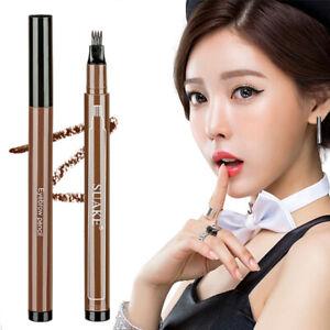 Waterproof for Eyebrow Makeup Tattoo Pen Waterproof  Liquid Eyebrow Pencil