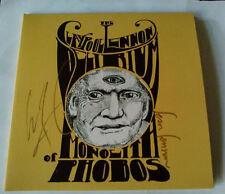The Claypool Lennon Delirium SIGNED Monolith of Phobos 2 X VINYL LP PRIMUS CD