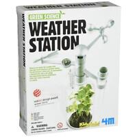 Green Science Weather Station KidzLabs 4M