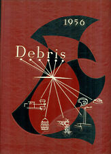 Debris 1956 -- Purdue University yearbook