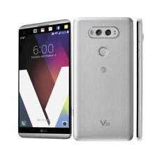 """5.7"""" LG V20 H910 Quad Core 64gb 4gb RAM 4g LTE Unlocked At&t Smartphone Silver"""