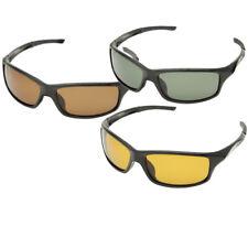 Snowbee Prestige streamfisher Gafas de Sol Negro Brillante Verde/humo 18006-1