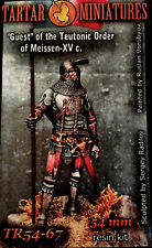 ss TARTAR MINIATURES - 54 mm - 'Guest' of the Teutonic Order (XIV secolo)