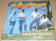 SUNSTREAMS - Heb Ik Jou Verloren = vert. / Ave Maria ---> PIRATEN TOPPERRRR !!!!