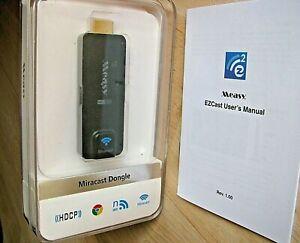 Measy A2W Miracast HD 1080P 3D Extender Wireless TV HDMI Video-Empfänger +Sender
