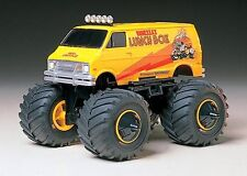 Tamiya 17003 1/32 Wild Mini 4WD Kit Lunch Box Junior Jr Monster Van