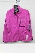 Divas Snow Gear Chevron Orchid Pink Meduim Womens Jacket Winter Snowmobile