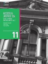 Access and Justice VCE Legal Studies Units 1 & 2 Student Book + Obook/Assess...