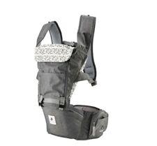 POGNAE All New No 5 Hip Seat Belt Baby Carrier Sling Organic Cotton Korea GR