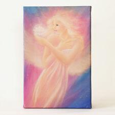 "❀ ENGELBILD ❀  LOTUSBLÜTE ❀: ""Erblühen"" Meditations Bild Yoga, spirituelle Engel"