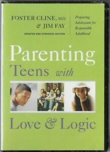 Parenting Teens with Love and Logic (CD MP3)
