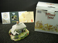 Lilliput Lane Old Shop At Bignor English Collection: SE NIB W/ Deeds 1991 Signed