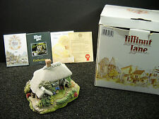 Lilliput Lane Old Shop At Bignor English Collection: Se Nib W/ Deeds 1991 Signed