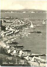 GABICCE MARE - LA SPIAGGIA (PESARO) 1956