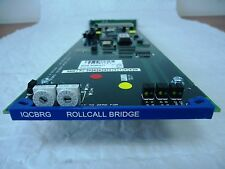 SNELL & WILCOX IQCBRG  NETWORK BRIDGE CARD WITH REAR MODULE