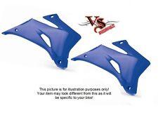 Plástico Radiador Scoop Yamaha Wr250f 07-12 Wr450f 07-11 Azul 98
