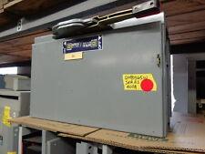 PERFECT SQUARE D QMB365W  SERIES E1  400A PANELBOARD SWITCH