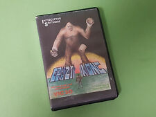 Crazy Kong Commodore VIC-20 Game  - Interceptor Software (Clam Case)