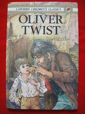 LADYBIRD CHILDREN'S CLASSICS ~ OLIVER TWIST ~ ILLUSTRATED BOOK ~ CHARLES DICKENS