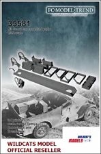 FC MODEL TREND 35581, M3 Scout car details, 3d printed (for TAMIYA/HB), 1/35
