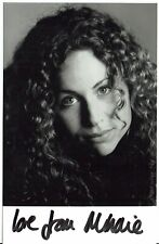 Minnie Driver Hand Signed Photograph 5 x 3