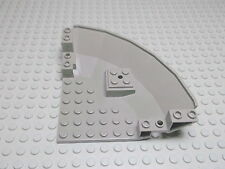 Lego 1 Panel 10x10x2 altdunkelgrau negativ 30201 Set 4795