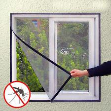 Lot De 1 Mosquito Net Window Attachments Touch Fastener Magneto Mesh Screen