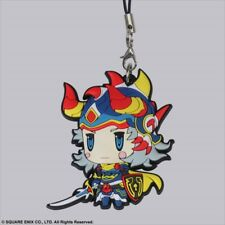 Square Enix Trading Rubber Strap Charm Final Fantasy Dissidia Warrior of Light