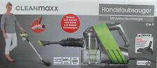 Cleanmaxx Zyklon Handstaubsauger 2 in 1 Mit Zyklon Technologie B Ware