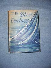 THE SILVER DARLINGS by NEIL M. GUNN/1st Ed/HCDJ/Literature/Adventure