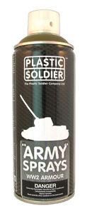 Plastic Soldier Company   US Armor Spray Paint SP005 * New *