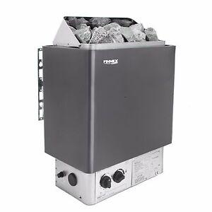 Electric Sauna Heater Including Rocks |PREMIUM Quality
