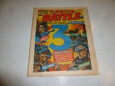 BATTLE PICTURE WEEKLY & VALIANT Comic - Date 02/07/1977 - UK Comic (No Game)
