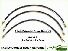 Extended Brake Line Hose Kit Hilux LN46 YN65 YN67 LN60 LN65 RN105 LN106 79-97