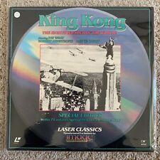 King Kong - Special Edition Laserdisc - Original