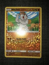 Carte Pokemon Machoc 22/40 Promo McDonald's 2018 Reverse  Neuve