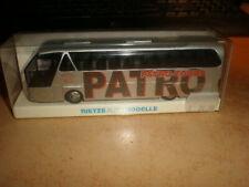 Rietze #62033 HO 1/87 Starliner bus PATRO TOURS    MIB (50/032)