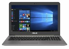 "Asus ZenBook UX510UW 15.6"" FHD i7-7500U 12GB RAM  1TB HDD GTX950M GAMING LAPTOP"