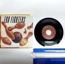 "THE FOO FIGHTERS 3"" BIG ME Vinyl 3inch 8ban ROSWELL Record RSD3 inchophone RSD"